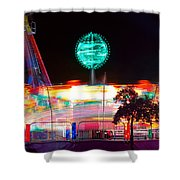Carnival Excitement Shower Curtain