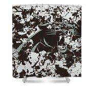 Carolina Panthers 1a Shower Curtain