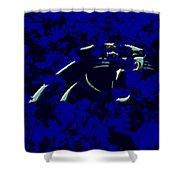 Carolina Panthers 1e Shower Curtain