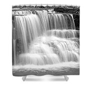 Caron Falls Shower Curtain