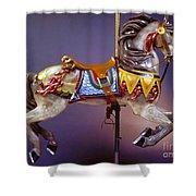 Carousel Dreams IIi Shower Curtain