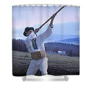 Carpathian Highlander Shower Curtain