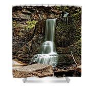 Carpenter Falls Shower Curtain