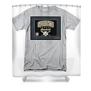 Carrollton Baseball  Shower Curtain