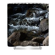 Carson River Shower Curtain