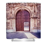 Carthusian Monastery Granada Shower Curtain