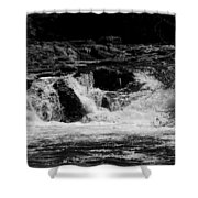 Cary Falls Shower Curtain