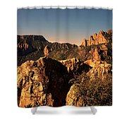 Casa Grande Peak 3 Shower Curtain