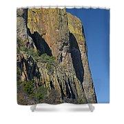 D17877-casa Grande Profile Shower Curtain