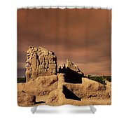 Casa Grande Ruins Shower Curtain
