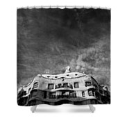 Casa Mila Shower Curtain
