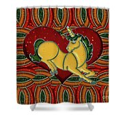 Casablanca Unicorn Dreams Shower Curtain