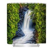 Cascade - Lower Falls Shower Curtain