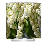Cascade Of Charms Shower Curtain