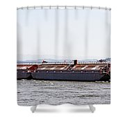 Cascades And Four Large View Shower Curtain