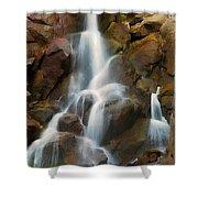 Cascading Falls Shower Curtain