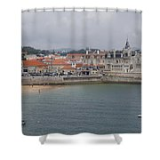 Cascais, Portugal Shower Curtain