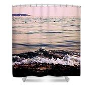 Casco Bay  Shower Curtain