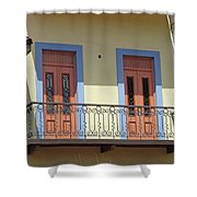 Casco Viejo Panama 11 Shower Curtain