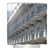 Casco Viejo Panama 14 Shower Curtain
