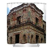 Casco Viejo Panama 19 Shower Curtain