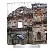 Casco Viejo Panama 20 Shower Curtain