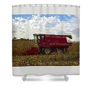Case International 1420 Shower Curtain