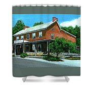 Cashtown Inn Shower Curtain