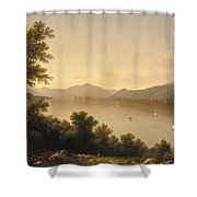 Casilear Shower Curtain