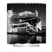 Casino Montreal Shower Curtain