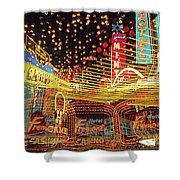 Casino2 Shower Curtain