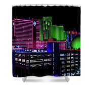 Casinos Shower Curtain
