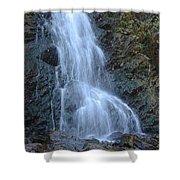 Casper Wy Waterfall 1 Shower Curtain