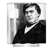 Cassius Clay Shower Curtain