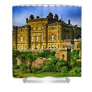 Castell De Culzean Shower Curtain