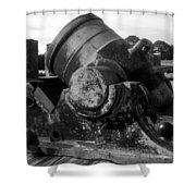 Castillo Cannon Shower Curtain