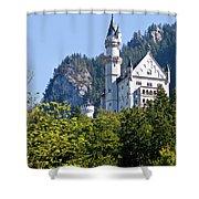 Castle 2 Shower Curtain
