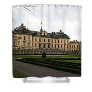 Castle Drottningholm  Shower Curtain
