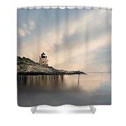 Castle Hill Light Shower Curtain