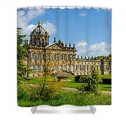 Castle Howard Shower Curtain