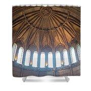 Castle Light Shower Curtain
