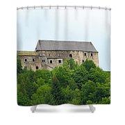 Castle Neuhaus Shower Curtain