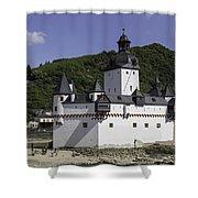 Castle Pfalz Shower Curtain