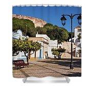 Castro Marim - Algarve, Portugal Shower Curtain