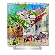 Castro Marim Portugal 01 Bis Shower Curtain
