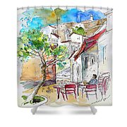 Castro Marim Portugal 01 Shower Curtain