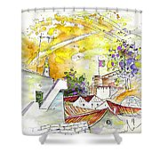 Castro Marim Portugal 03 Shower Curtain
