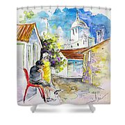 Castro Marim Portugal 04 Shower Curtain