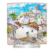 Castro Marim Portugal 05 Shower Curtain