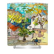 Castro Marim Portugal 13 Bis Shower Curtain